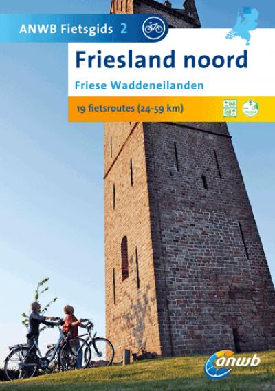 ANWB Fietsgids 02 Friesland Noord