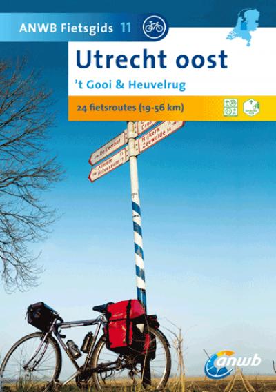 ANWB Fietsgids 11 Utrecht Oost 't Gooi & Heuvelrug