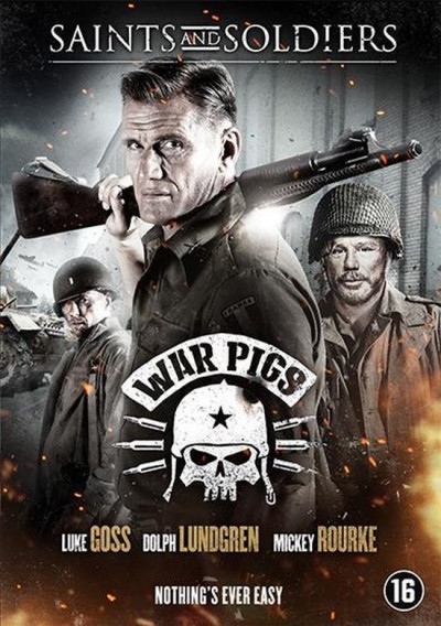 Saints and soldiers - War pigs - DVD