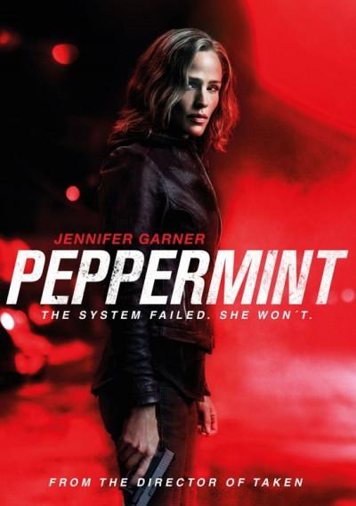 Peppermint - DVD
