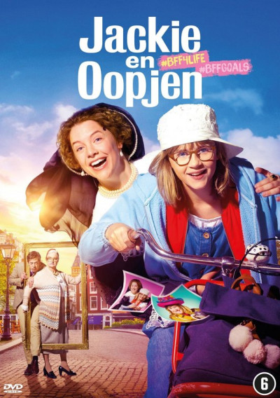 Jackie En Oopjen - DVD