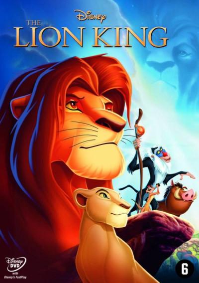 Lion king - DVD