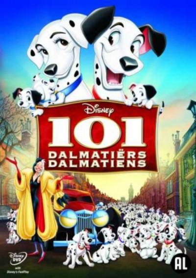 101 Dalmatiers - DVD