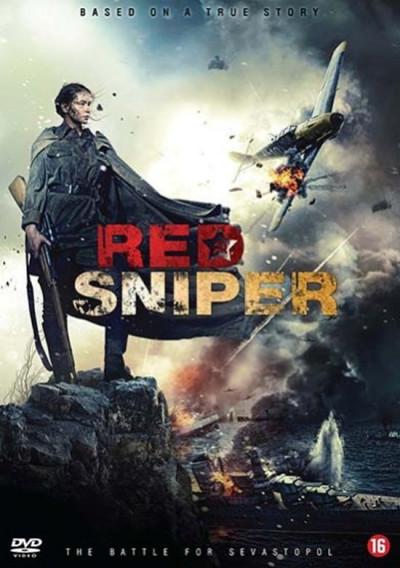 Red sniper - DVD