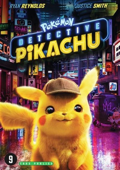 Pokemon Detective Pikachu - DVD