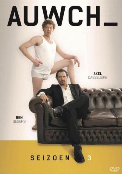 Auwch - Seizoen 3 - DVD