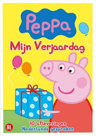 Peppa Pig - Mijn verjaardag