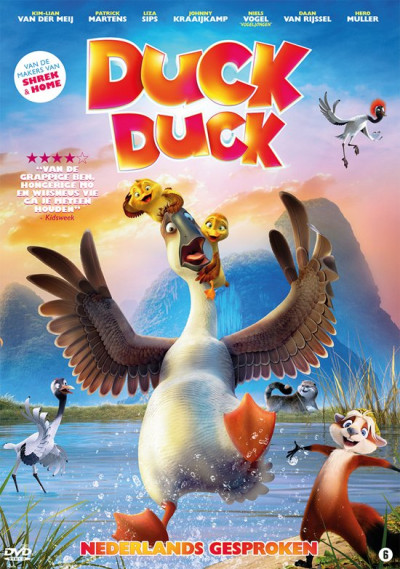 Duck Duck - DVD