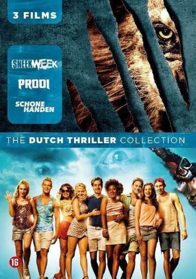 Dutch Thriller Collection - DVD