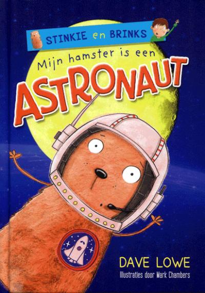 Mijn hamster is een astronout