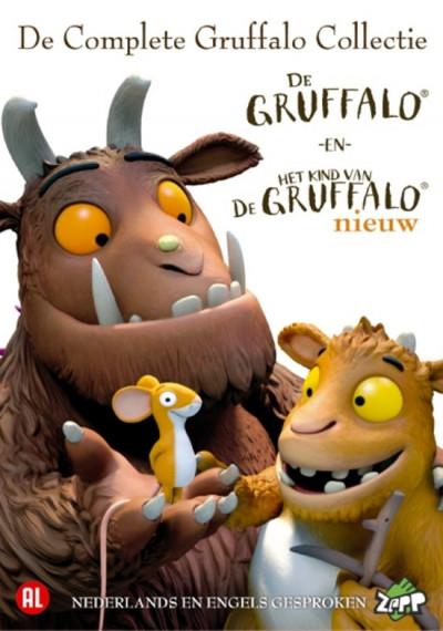 Gruffalo/Het kind van de Gruffalo - DVD