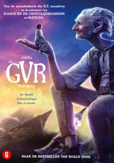 De GVR (Grote Vriendelijke Reus) - DVD