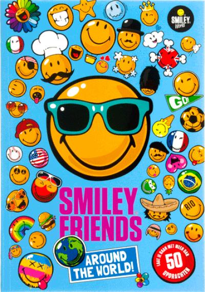Smiley friends around the world reisdagboek