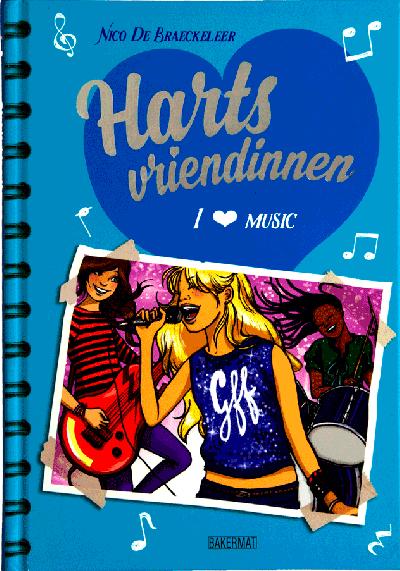 Hartsvriendinnen 5 - I love music