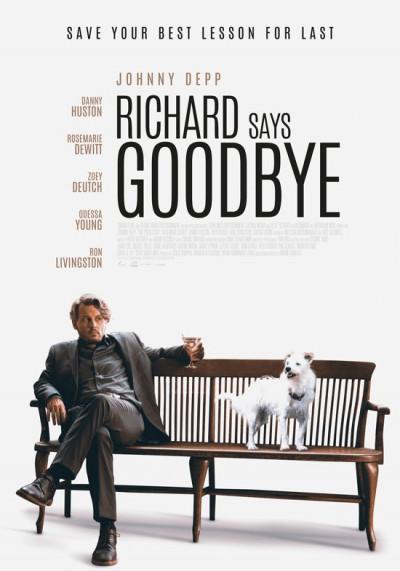 Richard says goodbye - Blu-ray