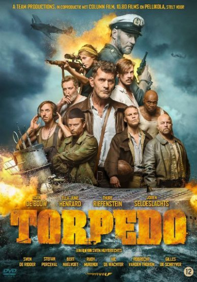 Torpedo - DVD