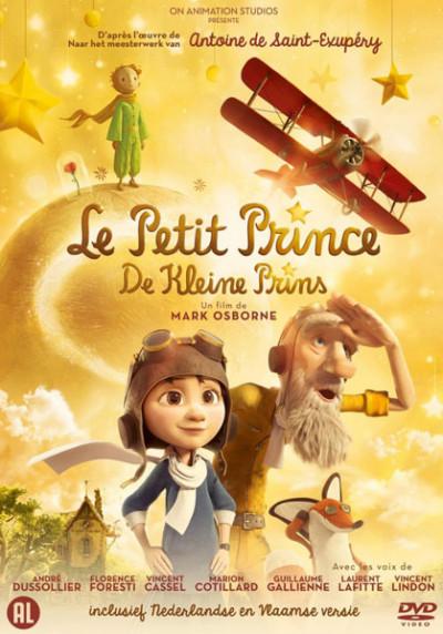 De Kleine Prins - DVD