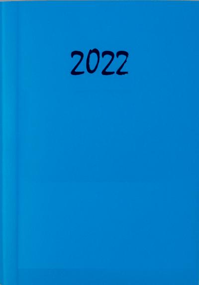 Agenda Promise Soft 2022 Lichtblauw