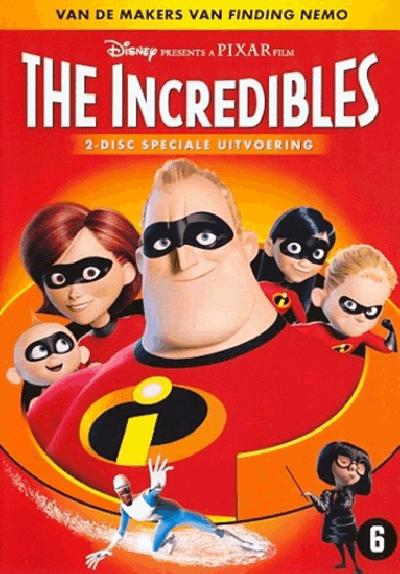 Incredibles - DVD