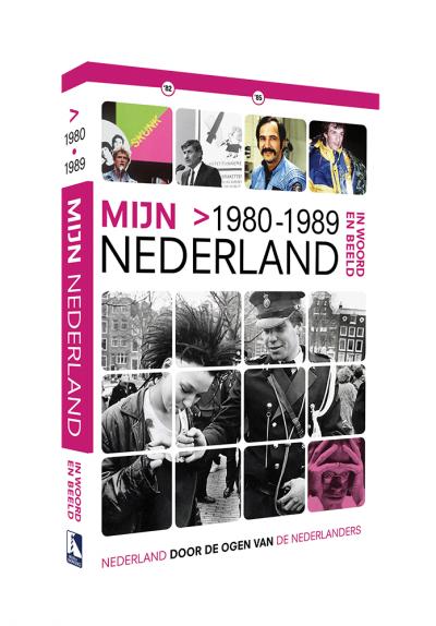 Mijn Nederland 1980-1989 Boek