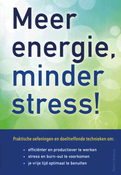Meer energie minder stress