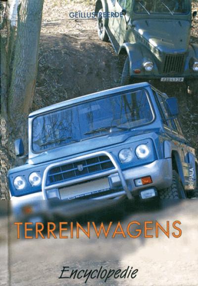 Geillustreerde terreinwagens encyclopedie