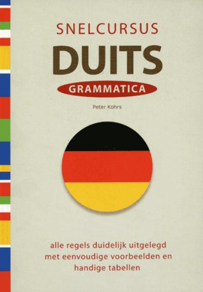 Snelcursus Duits Grammatica