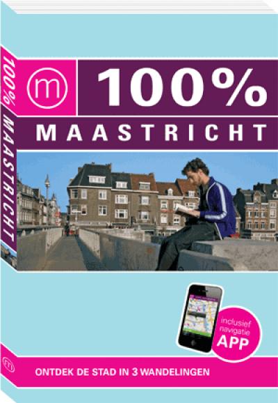 100% Maastricht  + app (Nieuwe editie)