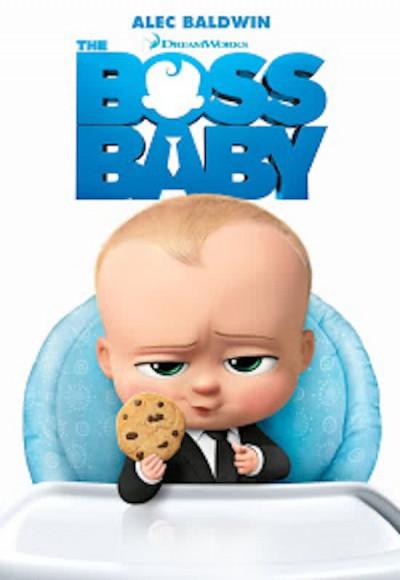 Boss baby - DVD