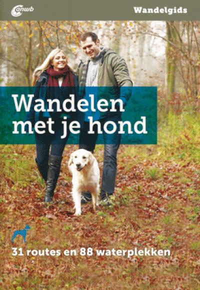 ANWB Wandelgids Wandelen met je hond