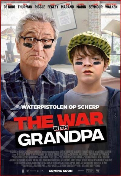War With Grandpa - DVD