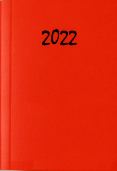 Agenda Promise Soft Rood 2022