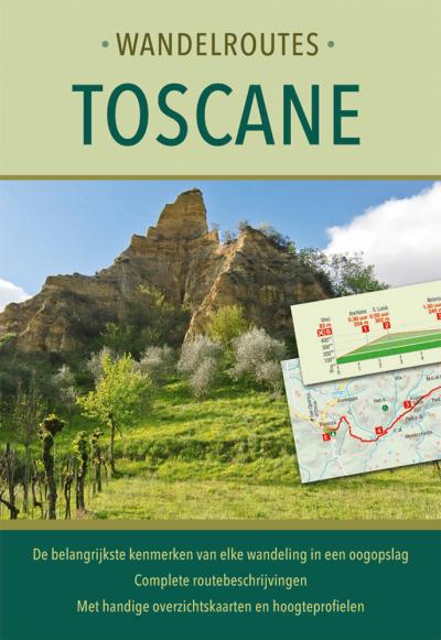 Wandelroutes Toscane