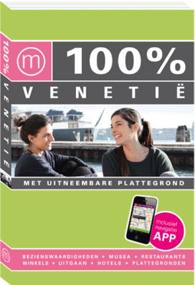 100% Venetie + app (Nieuwe editie)