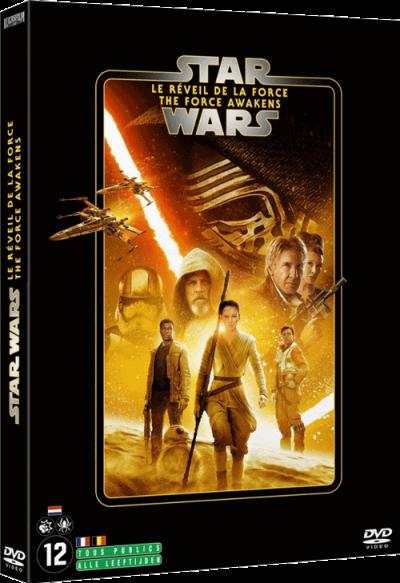 Star Wars Episode 7 – The Force Awakens - DVD