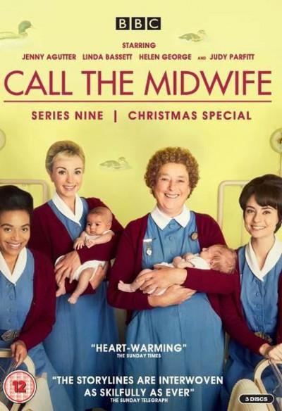 Call The Midwife - Seizoen 9 - DVD