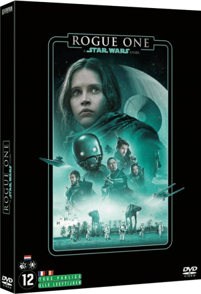 Rogue One - A Star Wars Story - DVD