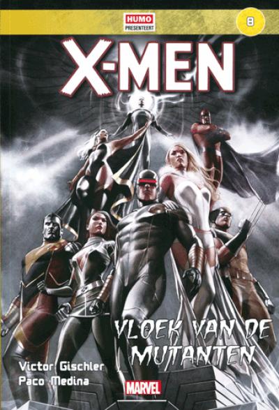 Marvel Stripboek (8) X-Men - Vloek van de mutatanten