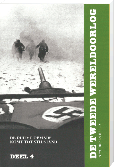 De Tweede Wereldoorlog (incl 2 dvd's) in woord en beeld deel 4: Duitse opmars