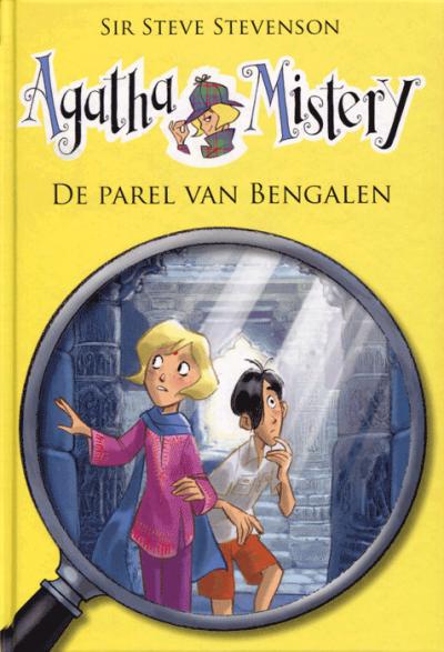 Agatha Mysterie - De parel van de Bengalen