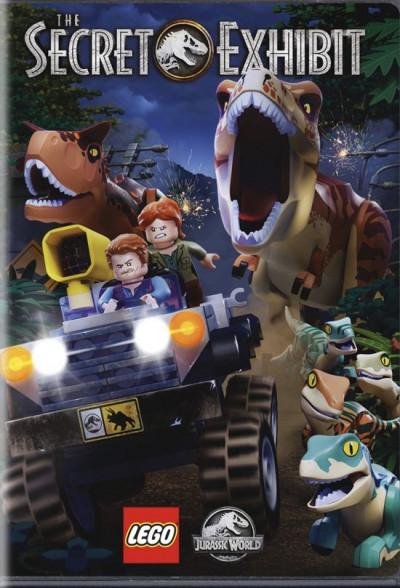 Lego jurassic world - De geheime tentoonstelling - DVD