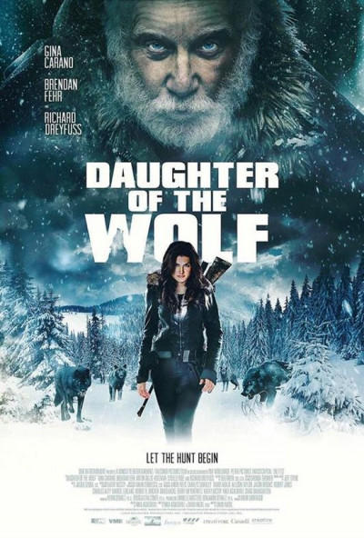 Daughter Of The Wolf - DVD