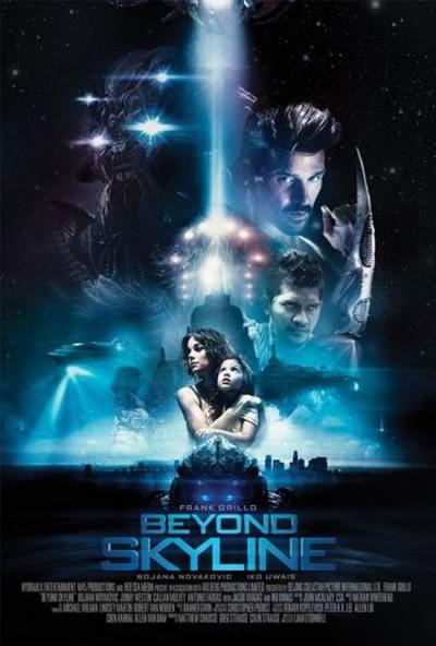 Beyond skyline - DVD