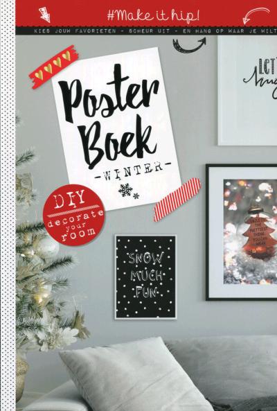 Posterboek winter