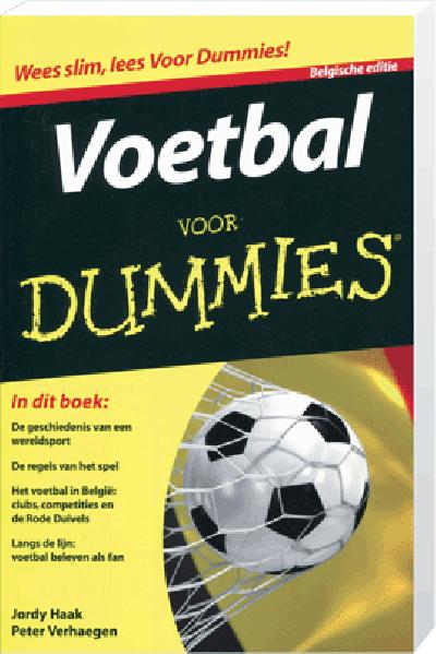 Voetbal voor Dummies Vlaanderen