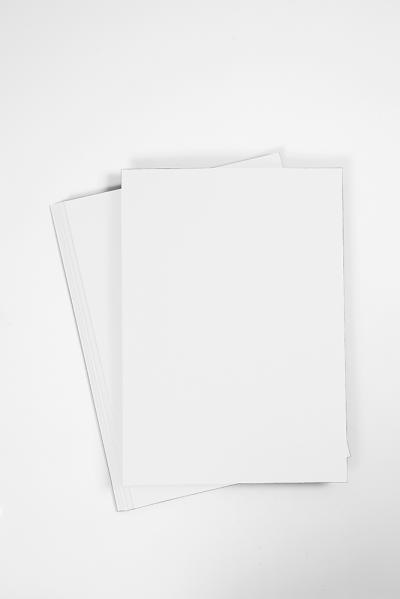 A4 karton wit 20 vel