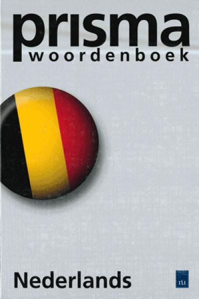 Prisma Woordenboek Nederlands-Belgie