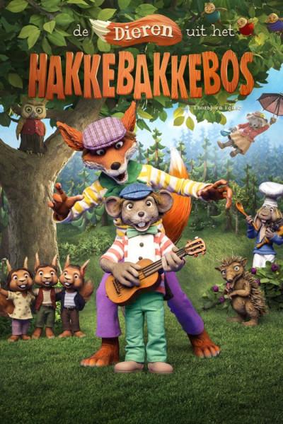 Dieren Uit Het Hakkebakkebos - DVD