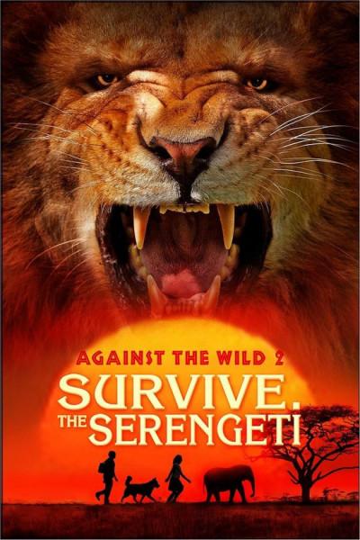 Against The Wild 2 - Survive The Serengeti - DVD