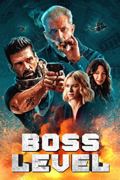 Boss Level - Blu-ray